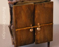 Fairy closet doors 1:12 scale by RevelloDrive1630