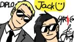 DJ Photoshop Experiment: Jack U by joshuacarlbaradas