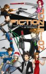 Fiction Junction Book Cover by aevitas