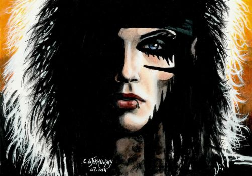 Andy Biersack 2 by Someone-Else79