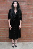 gothic lady 2 by PhoeebStock