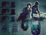 Crystal Castles Wallpaper by FeeDouce