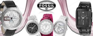 FOSSIL BANNER by onurb-design