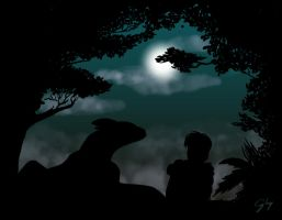 Moonlight (HTTYD2 webnovel ch21) by inhonoredglory