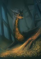 Smaug by Raikoh-illust