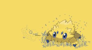 Joltik Wallpaper by FreeshootXiggy