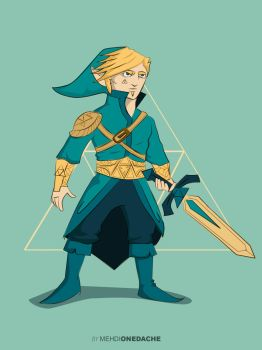 link redesign by one-dach