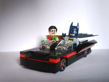 Batmobile - 66 (2) by Anonyme003