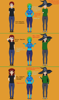 Halloween Costumes 02 by Firingwall