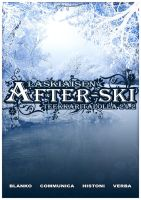 After-ski party poster by sagitarius