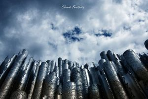 cloud factory by Panchoza