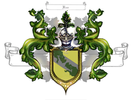 Family Crest by synergeticink