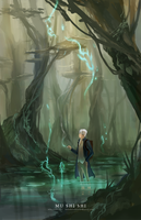 mushishi 2 by hakuku