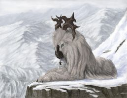 Hairy Beauty by yty2000