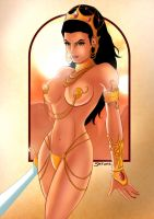 Dejah Thoris by separino