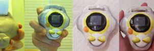 Jeri's Digivice by matrixdigivolution
