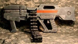 Belt-fed Assault Rifle - Feb 2011 by JohnsonArms