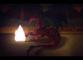 A Gift From the Ancestors by DragonOfIceAndFire