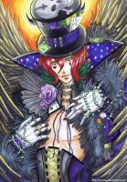 The Mad Hatter by YuzaiNo