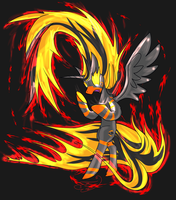 Put to Flames by 1110Soulite