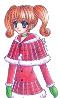 Lovely Winter Wear by HopelessPandora