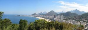 Sight from the Morro do Leme 1 by ViniciusDoideira