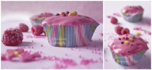 Pink Cupcakes by lidaC
