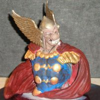 beta ray bill bust by future-trunks