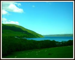 Loch Ness by tere-fere-qq