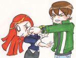 BEN10: Message to Gwevin by pan2dapan