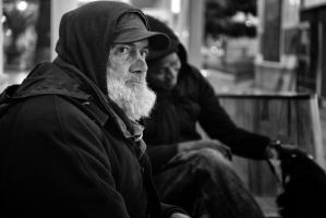 Homeless by jimbaba