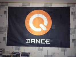My Q-Dance flag by Epoc22