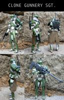 Clone Gunnery Sgt. by Son-of-Italy