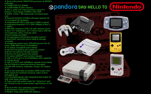 Pandora Wallpaper: Nintendone2 by Jourdy288