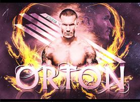 Randy Orton by Andrea6661
