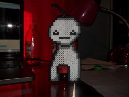 Cry plays: Perler Beads by Libbyseay