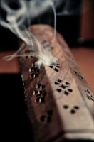 Incense by lucywithdiamond