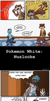 Black's White Nuzlocke Run 20 by crossing-hills