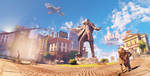 Columbia 2 - Bioshock Infinite Panorama by 2900d4u
