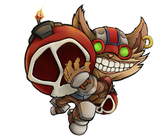 Ziggs by NikiVandermosten
