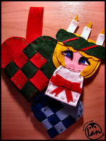 Lucia Hearts by Landale