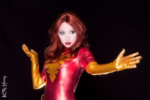 Dark Phoenix 06 by Kitty-Honey