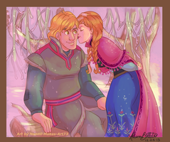 Your Warmth Is Just Enough by naomi-makes-art73