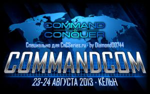 CommandCom 2013 Logotype by Diamond00744