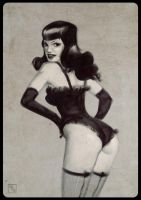 Bettie by zaidoigres