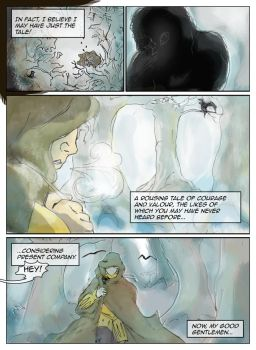 GAUNTLET: Prologue, Page 2 by Gauntlet-OCT