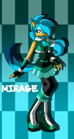 New Mirage by WinterGlace