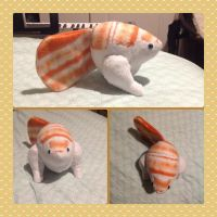 Flerry plush! by Technoloaf