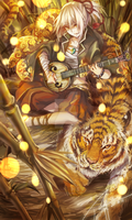 Storia -- Tigergirl full ver. by monkeyyan