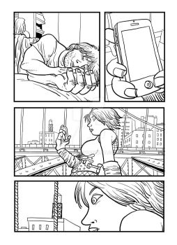 Untitled Graphic Novel Project by falex